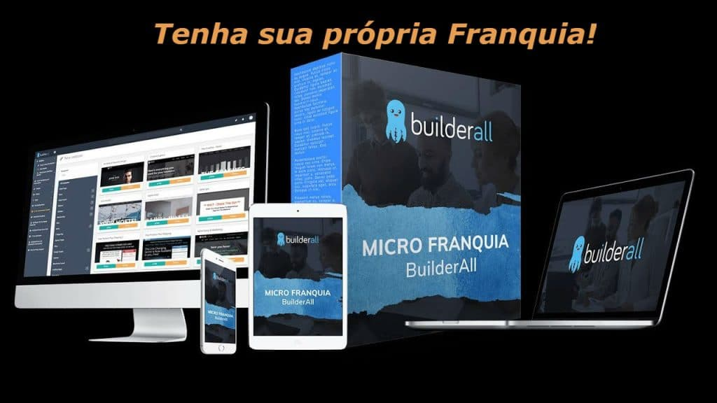 franquia builderall business